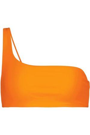 Jade Swim Women Bikinis - Apex one-shoulder bikini top