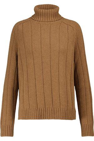 Loro Piana Duca D'Aosta cashmere turtleneck sweater