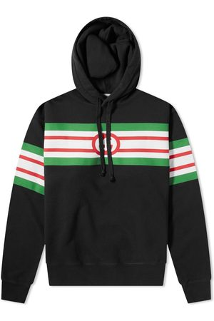 Gucci Stripe Interlock GG Hoody