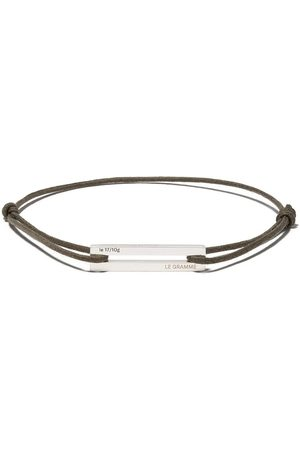 Le Gramme Bracelets - 17/10g cord bracelet