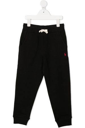 Ralph Lauren Embroidered logo track trousers