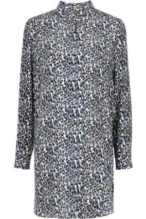 Equipment Women Casual Dresses - Essentail silk shirt dress