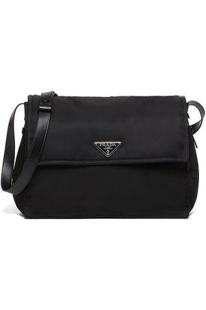 Prada Re-Nylon large padded shoulder bag
