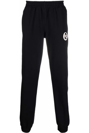 Styland Joggers - Embroidered-design track pants