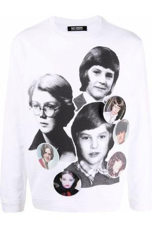 RAF SIMONS Men Sweatshirts - Graphic print sweatshirt
