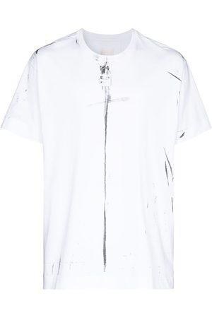 Givenchy Trompe L'oeil-print crew-neck T-shirt