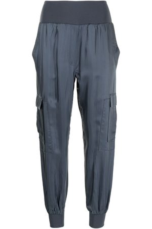 Cinq A Sept Women Cargo Pants - Tapered cargo cotton trousers