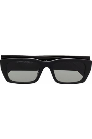 Palm Angels Sunglasses - Palm rectangle-frame sunglasses