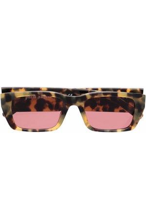Palm Angels Sunglasses - Rectangle-frame Angel sunglasses
