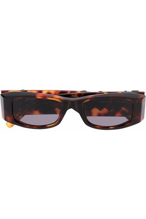 Palm Angels Rectangle-frame Angel sunglasses