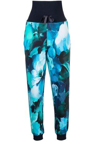 Marchesa Notte Women Joggers - Tie-dye print track pants