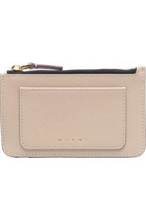 Marni Logo-print rectangle purse