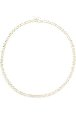 CHARLOTTE CHESNAIS Symi Mini -plated & Sterling- Necklace - Womens