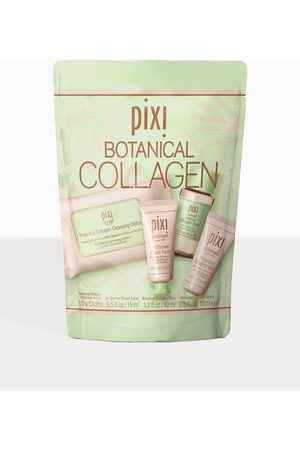 PRETTYLITTLETHING Women Toiletry Bags - Pixi Botanical Collagen Beauty In A Bag