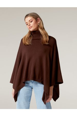 Forever New Sophie Roll Neck Poncho