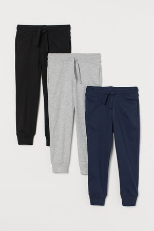 H&M 3-pack Track Pants