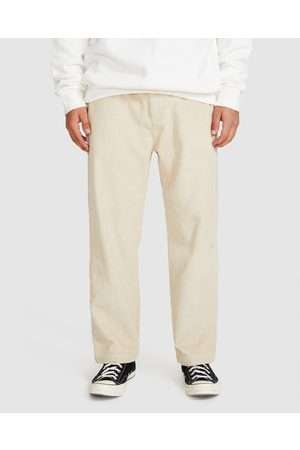 Misfit Lowe Cord Pants Washed