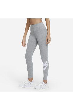 Nike Women Sports Leggings - Sportswear Essential Women's High-Waisted Leggings