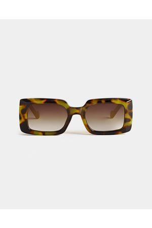 szade Dart - Sunglasses (Pinta Tort, Ecru & Hustler ) Dart