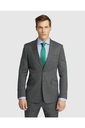 Oxford New Hopkins Wool Suit Jacket - Suits & Blazers New Hopkins Wool Suit Jacket