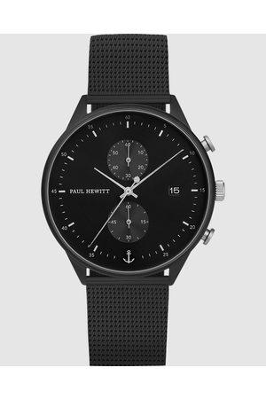Paul Hewitt Chrono Mesh Watch - Watches Chrono Mesh Watch
