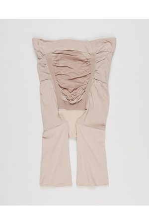 Spanx Power Mama Shorts THE ICONIC EXCLUSIVE - High-Waisted (Bare) Power Mama Shorts - THE ICONIC EXCLUSIVE