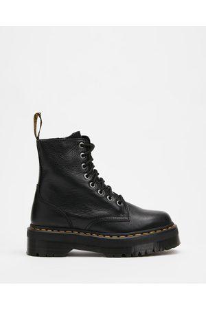 Dr. Martens Jadon III Pisa Leather Women's - Boots Jadon III Pisa Leather - Women's