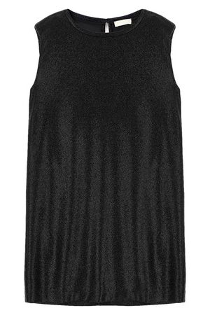 MOMONÍ Women Party Dresses - Siracusa dress in stretch lurex