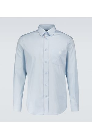 Burberry Men Long sleeves - Chappel long-sleeved shirt