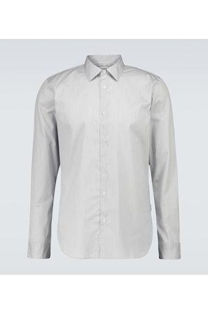 Orlebar Brown Men Business - Giles striped cotton shirt
