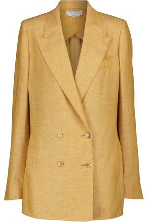 GABRIELA HEARST Women Blazers - Thomas cashmere and linen blazer