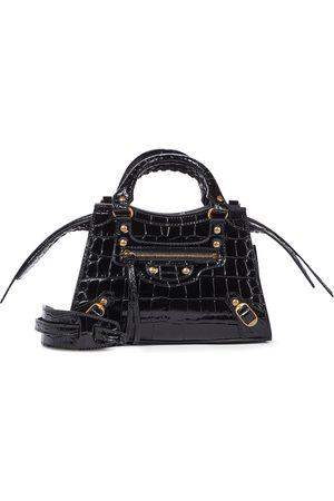 Balenciaga Women Tote Bags - Neo Classic Mini leather tote