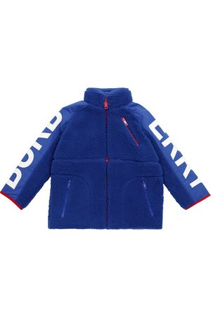 Burberry Logo fleece jacket