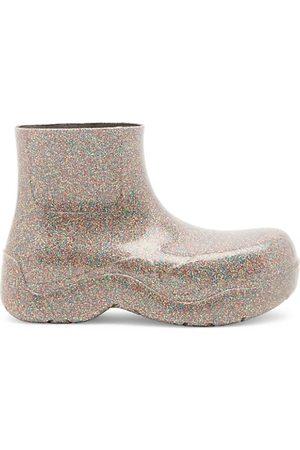 Bottega Veneta Wardrobe 02 Puddle Sparkle Boots