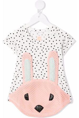 Wauw Capow by Bangbang Baby Casual Dresses - Nova Rabbit dress