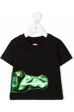 Wauw Capow by Bangbang Nakaru crocodile T-shirt