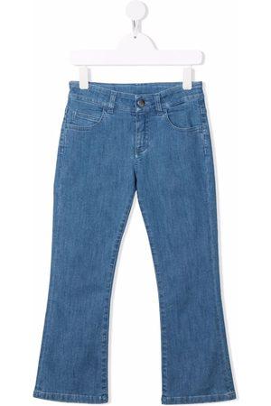 Simonetta Stretch bootcut jeans