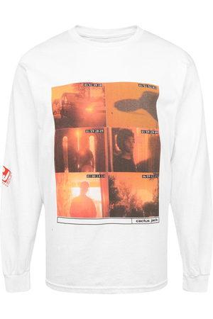 Travis Scott Long Sleeve - X Playstation Something's Coming T-shirt