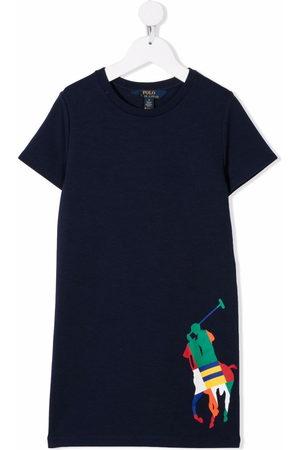 Ralph Lauren Logo-printed T-shirt dress