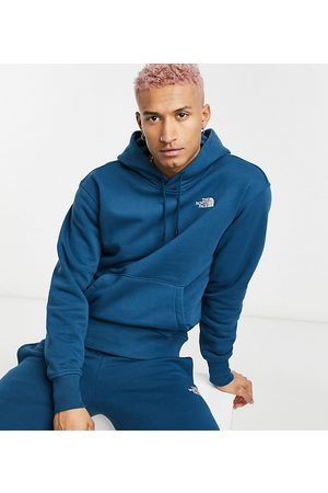 The North Face Essential hoodie in blue - Exclusive to ASOS