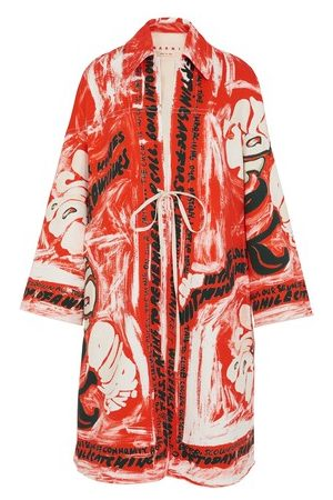 Marni Festo Duster Coat