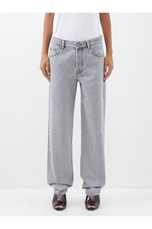 Raey - Opa Organic-cotton Baggy Boyfriend Jeans - Womens - Light