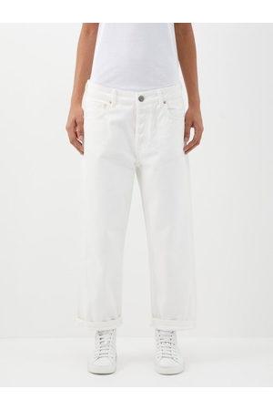 Raey - Dad Organic-cotton Baggy Boyfriend Jeans - Womens