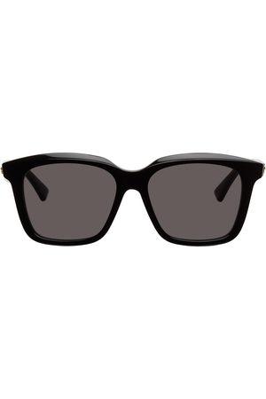 Bottega Veneta Rectangle Sunglasses