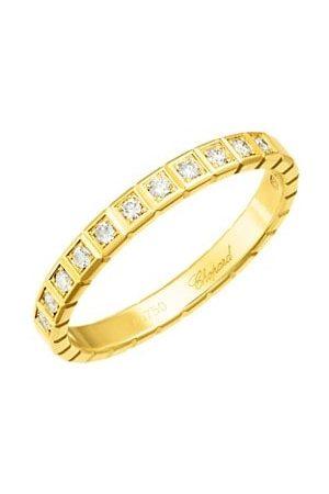 Chopard Ice Cube Diamond & 18K Yellow Ring