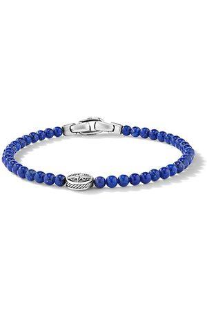 David Yurman Spiritual Beads Lapis Lazuli Bracelet
