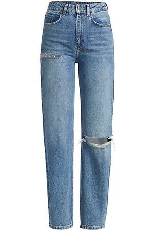 KSUBI Women Boyfriend - Playback Kosmic High-Rise Jeans