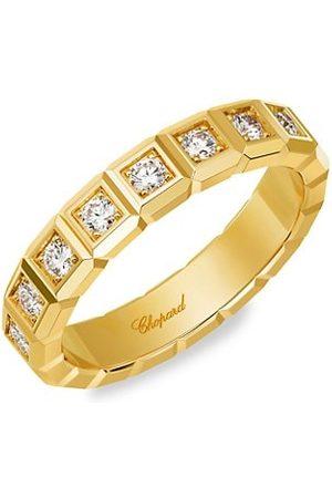 Chopard Rings - Ice Cube 18K & Diamond Ring