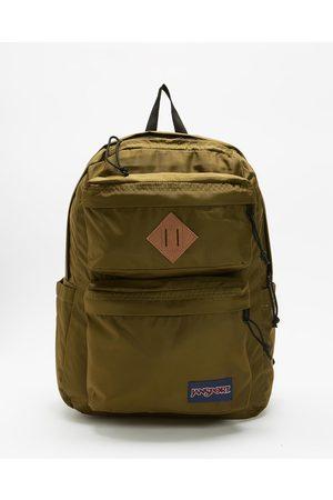 JanSport Double Break Backpack - Backpacks (Army ) Double Break Backpack