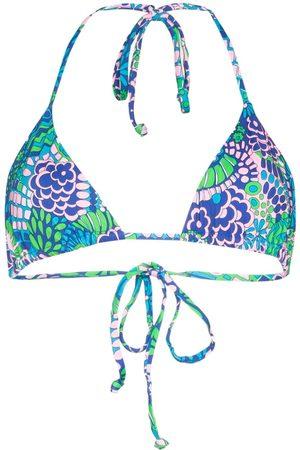 Frankies Bikinis Tia triangle bikini top